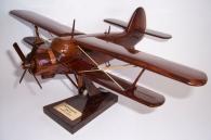 An-2 Antonov (Antek) drewniany model samolotu