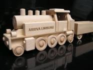Lokomotywa DR zabawka, prezent
