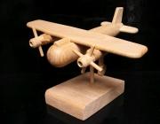 Modele samolotów, prezent na urodziny
