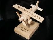Prezent urodzinowy samoloty