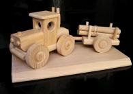 Prezent, ciągnik, traktor, urodziny, dla mężczyzn