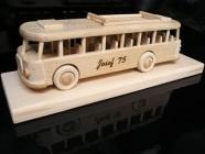 Prezent autobus, zabawka