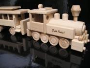 Zabawki dla dzieci od 3 lat, pociąg