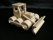 Buldozer - Spycharka zabawka
