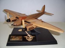 Samolot De Havilland Mosquito - model