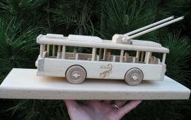 Prezent Trolejbus pasażerski pojazdy drogowy