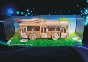 Trolleybus ŠKODA 14Tr zabawka