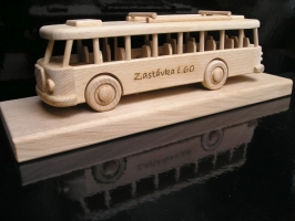 Prezent dla kierowca autobusu