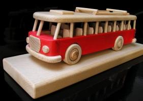 Prezent dla kierowców autobusów