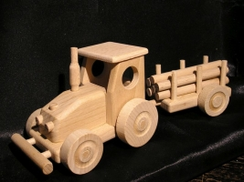 Traktor zabawka