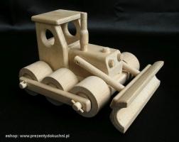 Spychacz zabawka