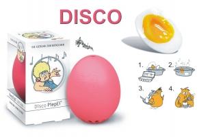 BeepEGG DISCO jajka z trzema przebojami dla młodych tancerzy – prezenty dla płci pięknej na urodziny oraz pod choinkę.