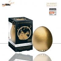 BeepEgg GOLD - luksusowy prezent na święta.