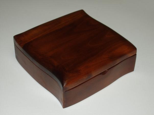 Pudełka drewniane Babimost