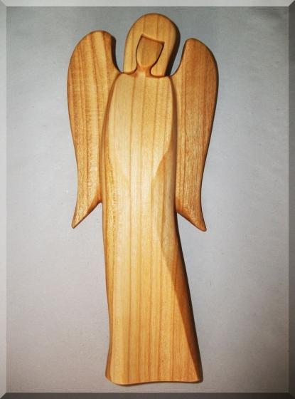 Drewniany Anioł, Wiśniowe drzewo
