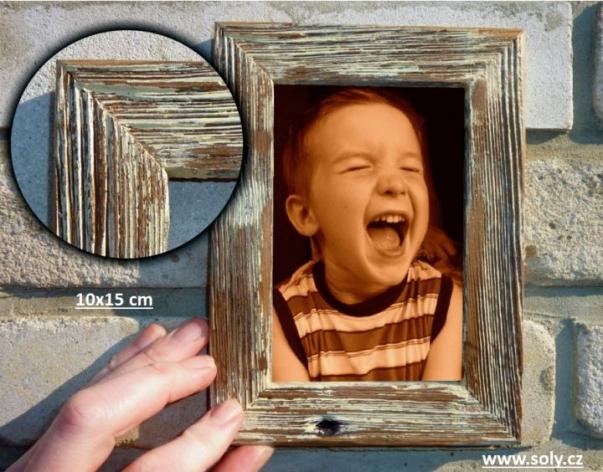 10x15 cm retro ramki do zdjęć, ramki retro na zdjęcia, biały
