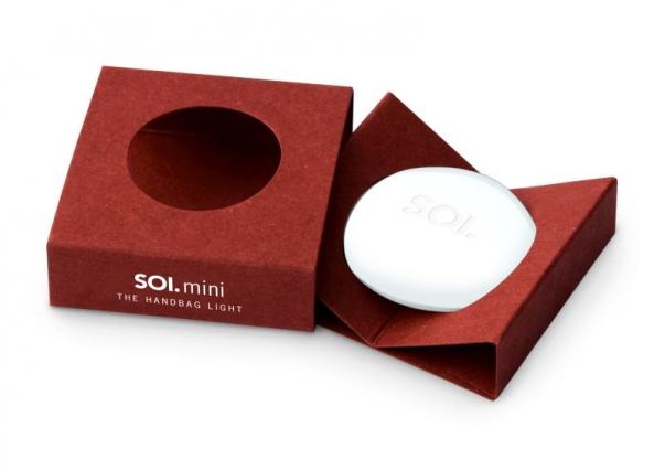 SOI. automatyczne LED światło torebkowe