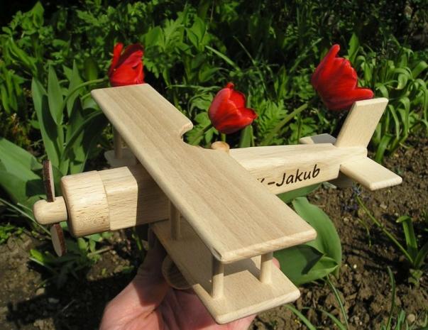 Samolot zabawka dla dzieci