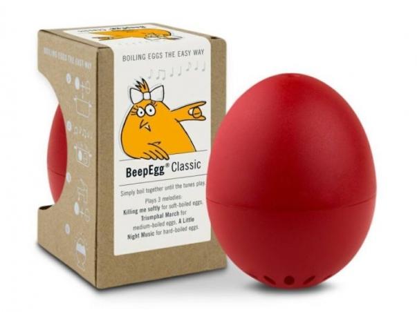Jajowar-gadget. Gotuje jajo na miękko, półtwardo,na twardo.