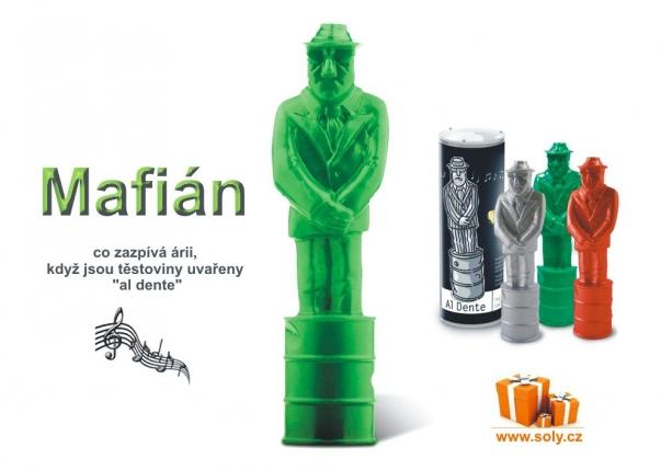 Mafián Al Dente zielony. Jak gotować makaron?