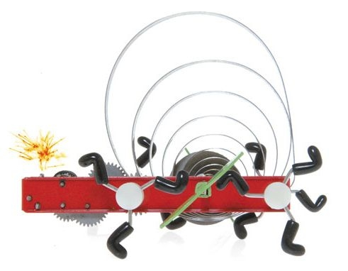Awika - horolezec s jiskrou. Netradiční dětské hračky.
