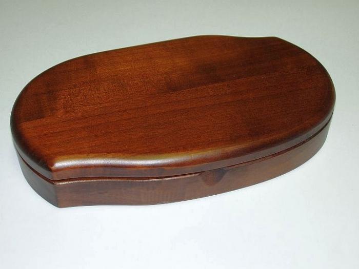 Pojemnik na Biżuterię drewniany