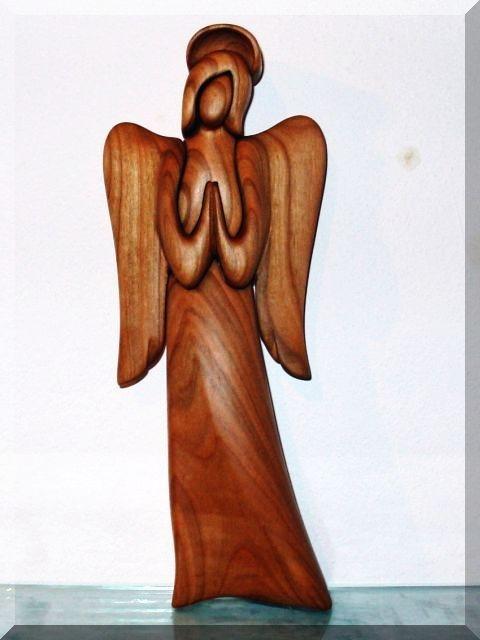 Rzeźba anioła - figura
