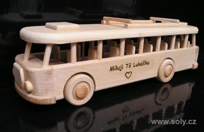 Kierowca autobusu prezent