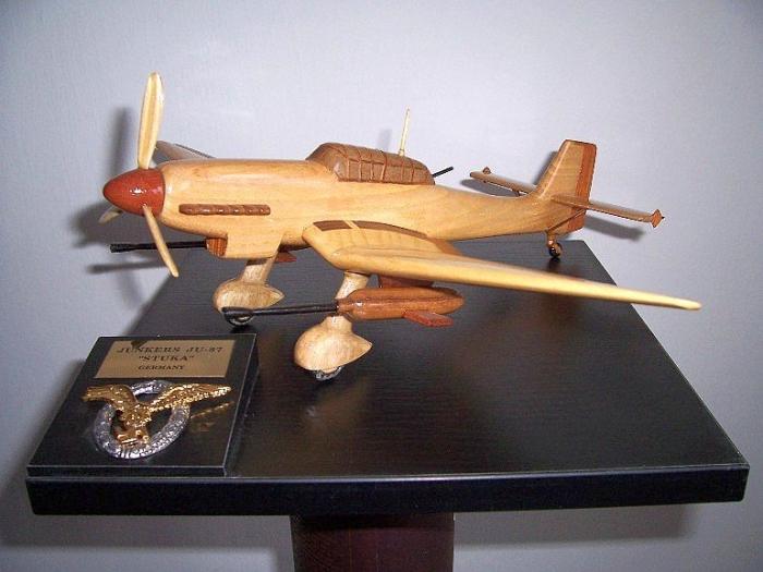 Junkers Ju 87 Stuka - model
