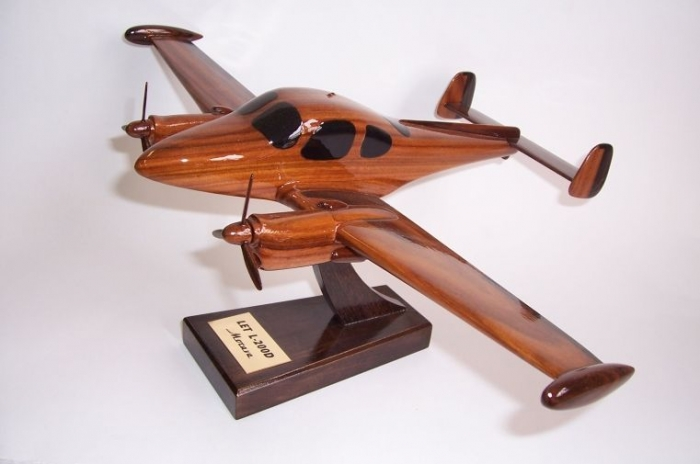 Let L-200 Morava - modele samoloty