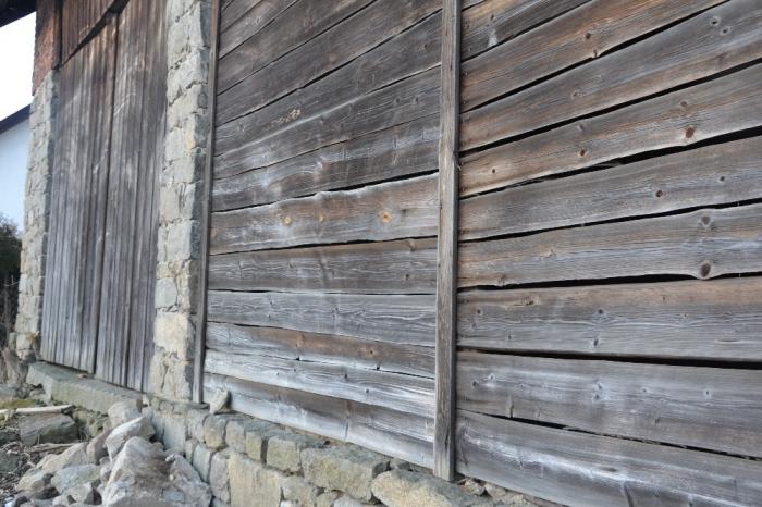 Drewniana ramka biala