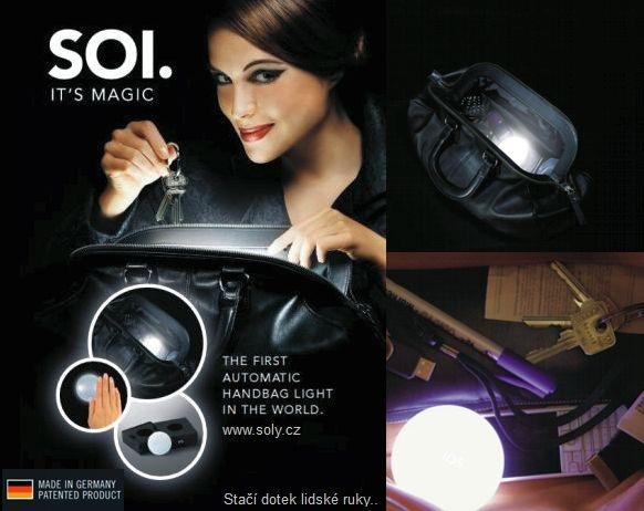 Pierwsze na świecie automatyczne światło SOI.