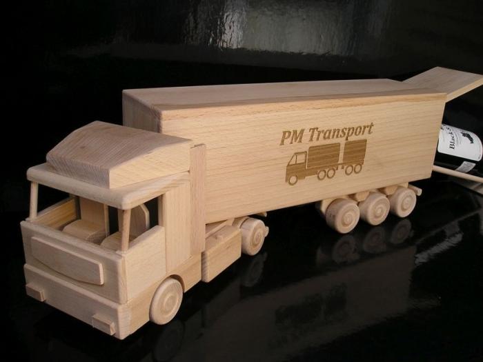 Prezenty dla kierowców ciężarówek, ciężarówki dar