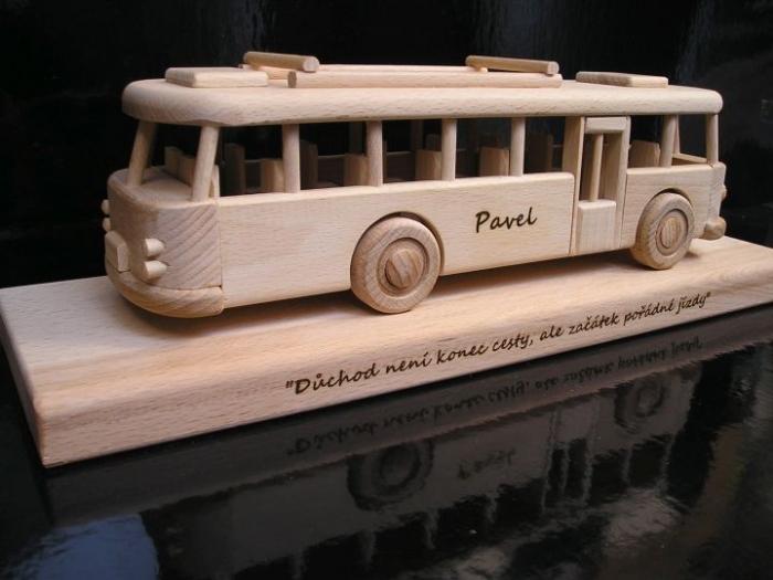 prezenty dla kierowca autobusu