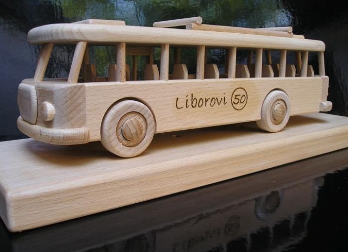 prezent dla kierowcu autobusu