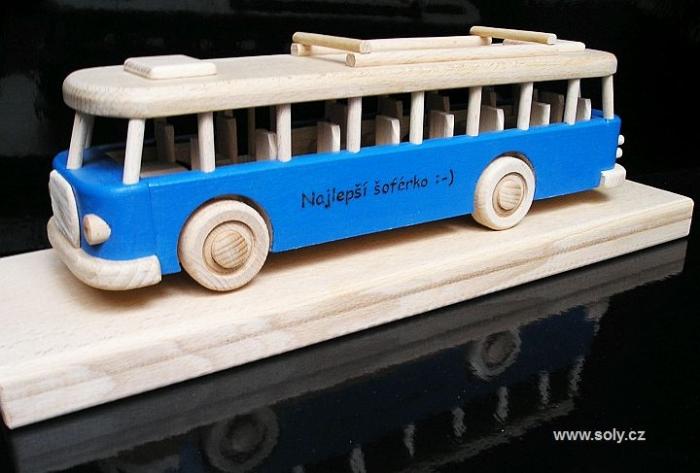 Prezent, autobus na 30, 50, 60 urodzin dla mężczyzn