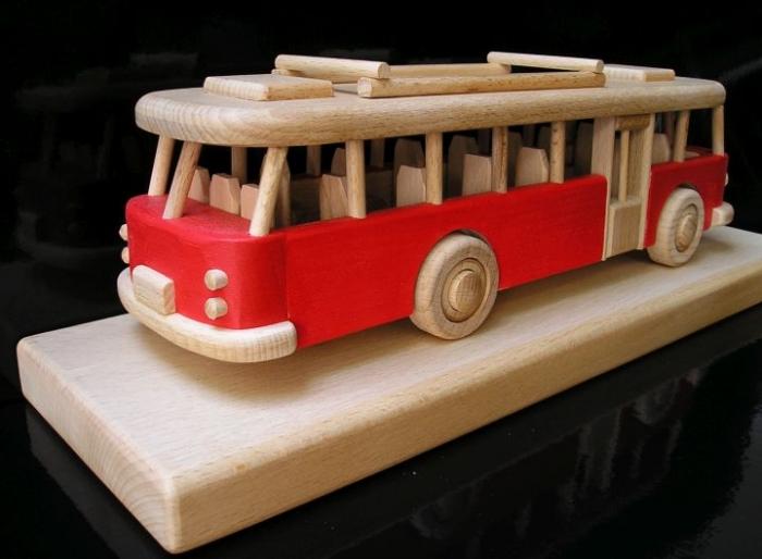 kierowcy autobusa prezenty