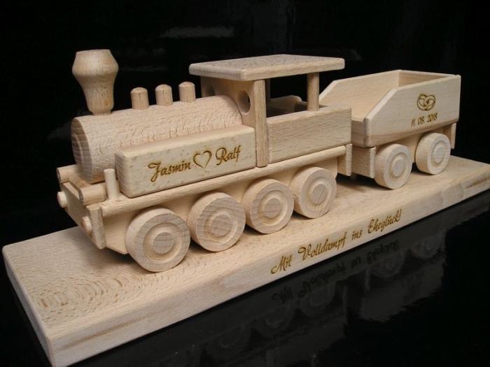 Prezenty, lokomotywa, urodziny dla mężczyzn