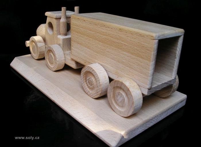 Ciężarówka TIR. Prezenty dla kierowcy, kierowcy ciężarówki