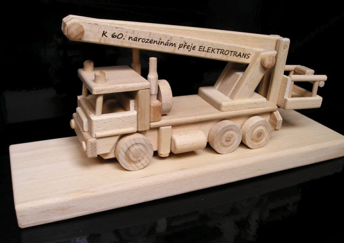 Platforma montażowa samochodu, prezent, zabawky