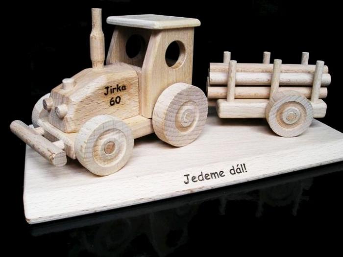 Traktor Prezenty