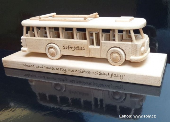 dla kierowca Autobus prezent