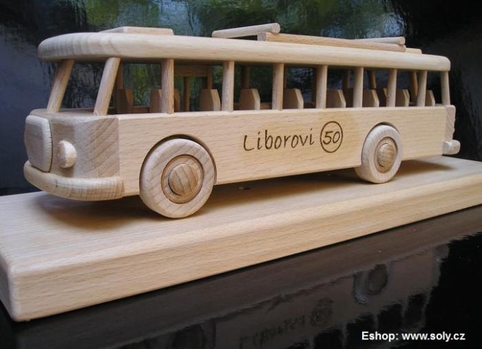 Autobus prezenty