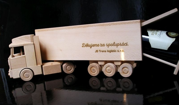 Prezenty dla kierowców ciężarówek, ciężarówki, prezent