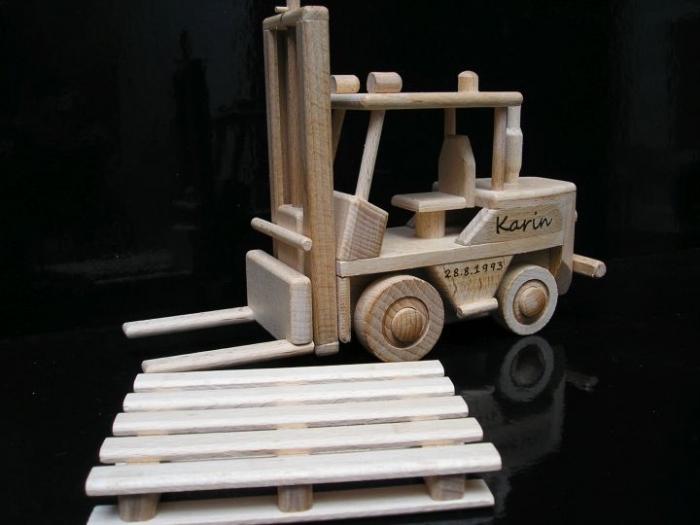 Wózek widłowy produkcia