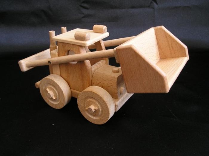 Koparki zabawka