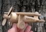 Drewniany samolot drewniany eshop