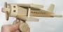 samoloty z drewna
