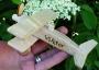 Samoloty zabawki z drewnie dla dzieci