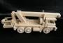 Podesty ruchome podnośniki -zabawka z drewnia